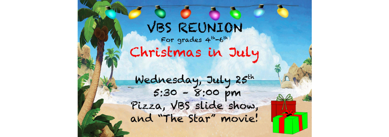 VBS Reunion